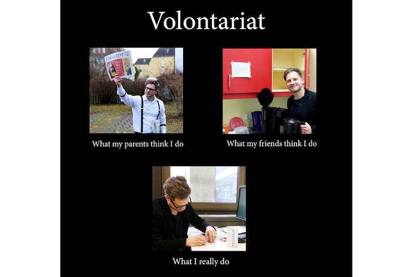 Volontariat
